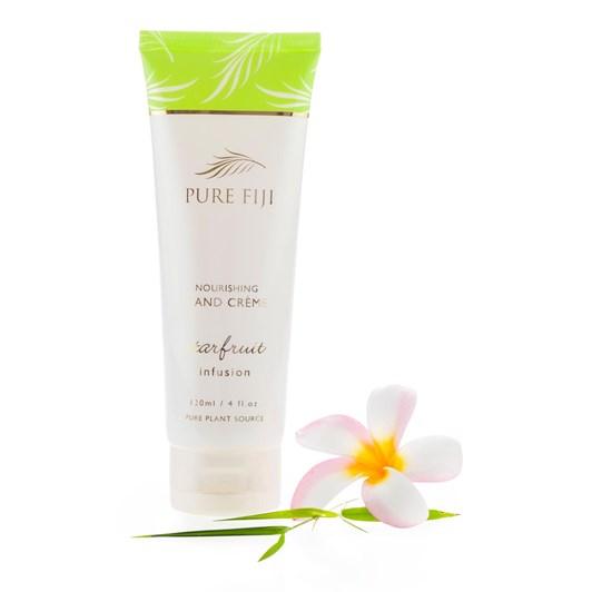 Pure Fiji Lime Blossom Hand Creme 120ml
