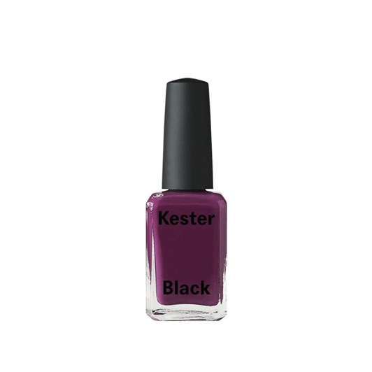 Kester Black Poppy Nail Polish