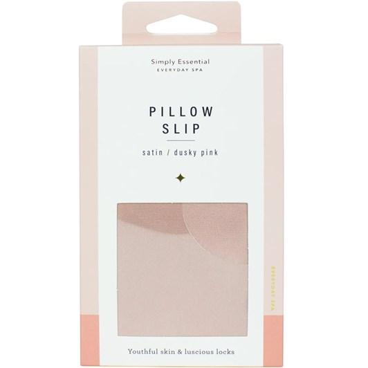 Simply Essential Satin Pillow Slip Pink