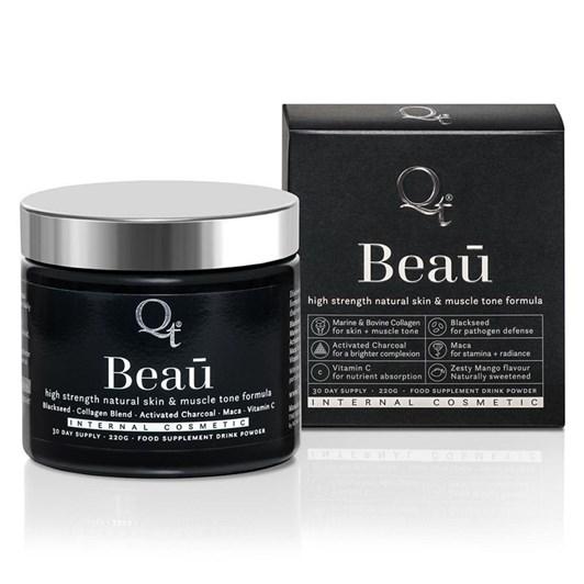 QT Beau for him