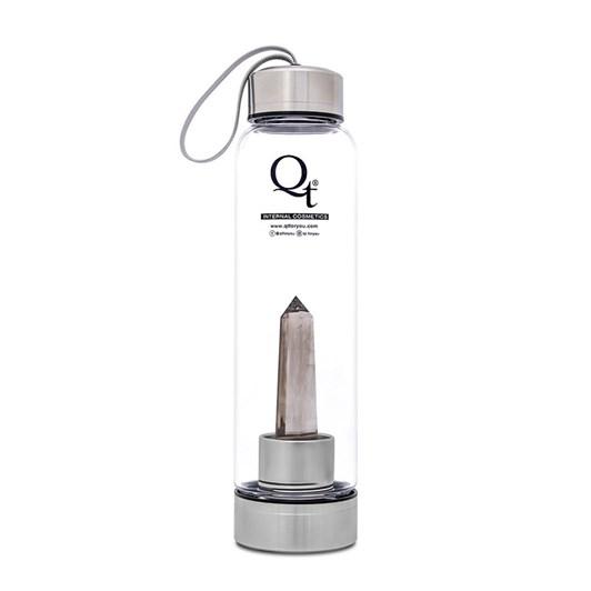 QT Hydrate Smoky Quartz