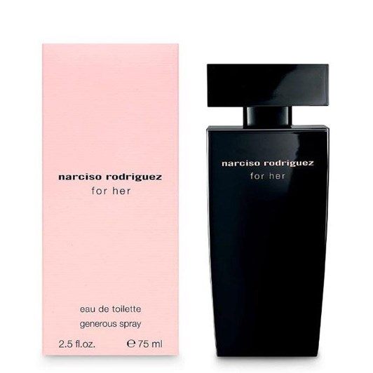 Narciso Rodriguez For Her Generous Spray Eau de Toilette 75ml