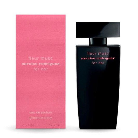 Narciso Rodriguez For Her Generous Spray Fleur Musc Eau de Parfum 75ml