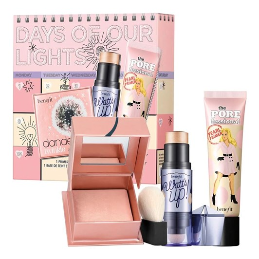 Benefit Days of Our Lights Prime for Pretty Pink Set