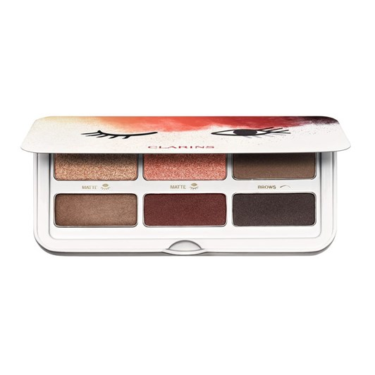 Clarins Eye and Brow Palette - ONE-SHOT