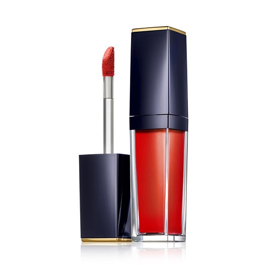 Estee Lauder PAINT-ON LIQUID LIPCOLOR MATTE 302  Juiced Up