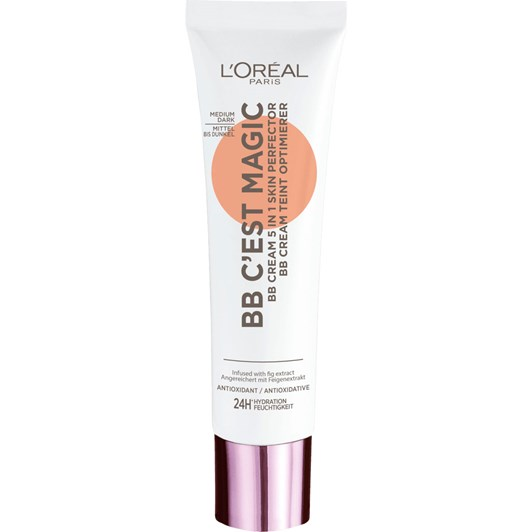L'Oreal Paris C'est Magic Cest Magic BB Cream - 05 Medium Dark