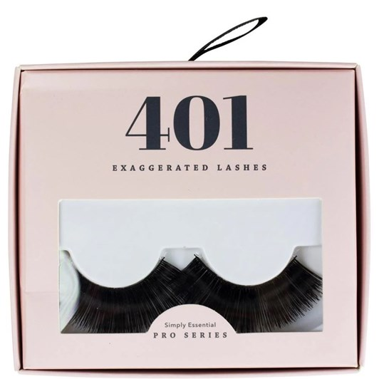 Simply Essential False Lashes - Exaggerate #401
