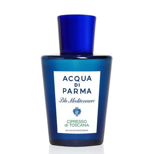 Acqua di Parma Blu Med Cipresso di Toscana Shower Gel (Limited edition for