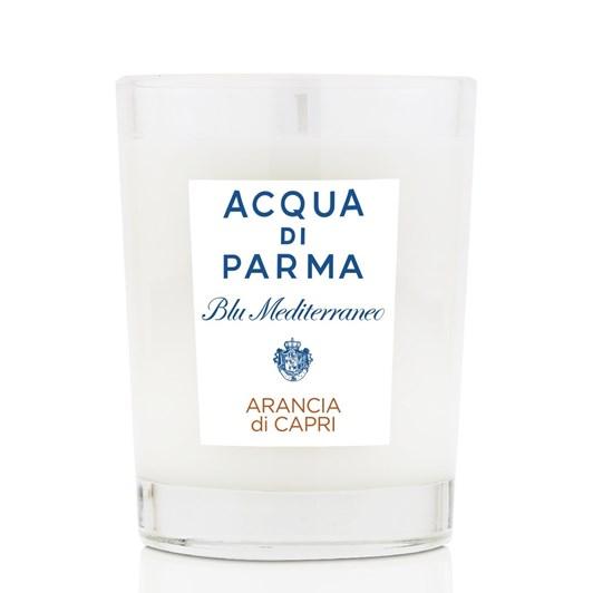 Acqua di Parma Blu Med Arancia Di Capri Candle 200g