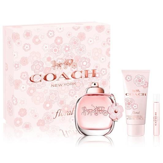 Coach Floral Gift Set