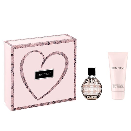Jimmy Choo Signature EDP 60ml + Body Lotion 100ml