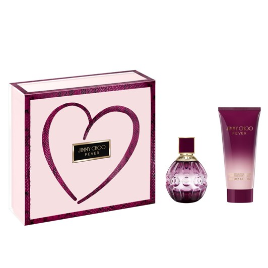 Jimmy Choo Fever EDP 60ml + Body Lotion 100ml