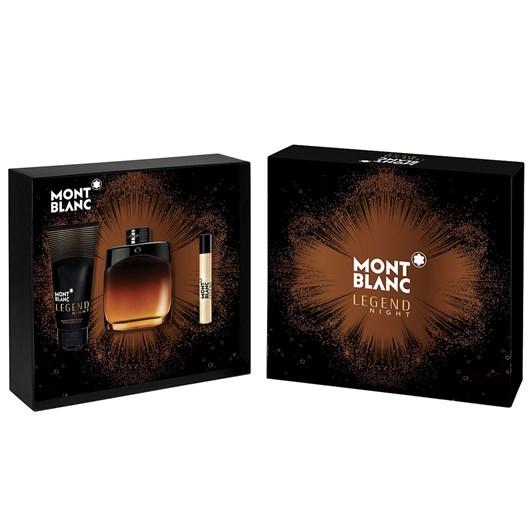 Montblanc Legend Night Gift Set