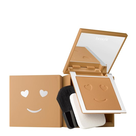 Benefit Hello Happy Velvet Powder Foundation - Shade 08