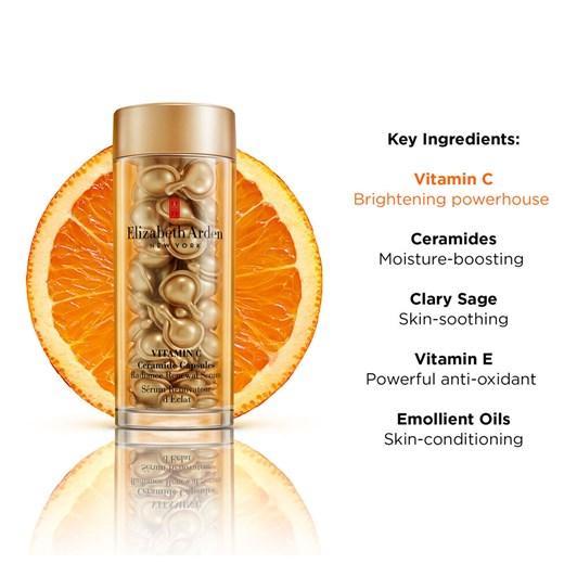 Elizabeth Arden Vitamin C Ceramide Capsules Radiance Renewal Serum 60 Piece