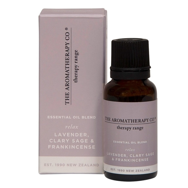 The Aromatherapy Co Therapy® Essential Oil Blend RELAX 20ml - na