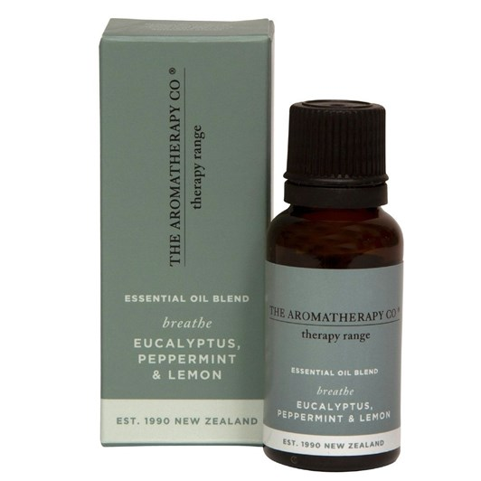 The Aromatherapy Co Therapy® Essential Oil Blend BREATHE 20ml
