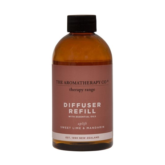 The Aromatherapy Co Therapy® Diffuser Refill Uplift - Sweet Lime & Mandarin
