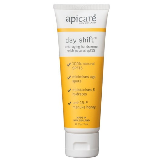 Apicare Day Shift Natural SPF15 Handcreme