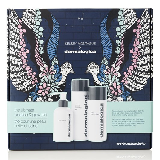 Dermalogica The Ultimate Cleanse & Glow Trio