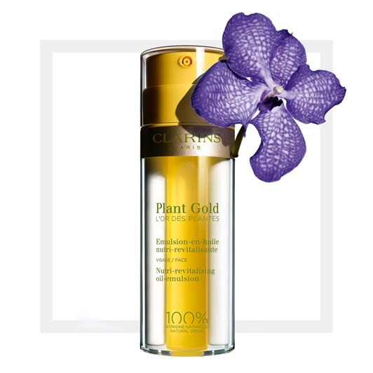 Clarins Plant Gold Face Oil 35ml