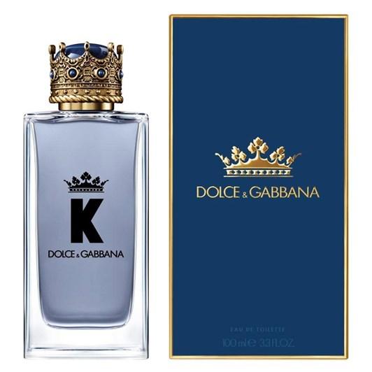 K by Dolce&Gabbana Eau de Toilette 100ml