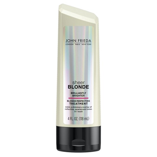 John Frieda Collection Sheer Blonde Brilliantly Brighter Treatment