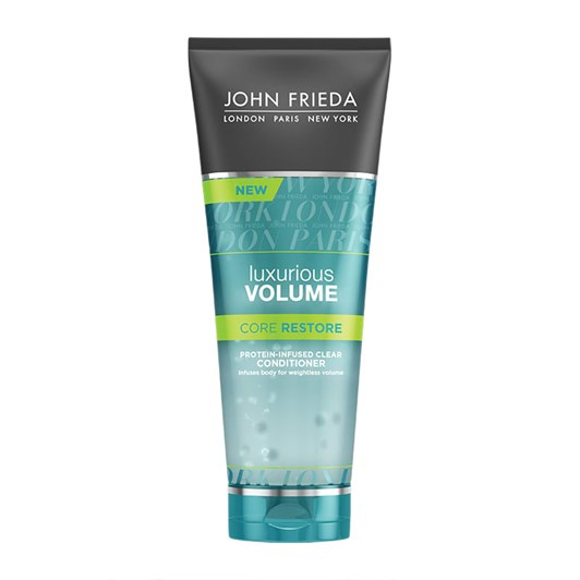 John Frieda Collection Luxurious Volume Conditioner Core Restore Protein In