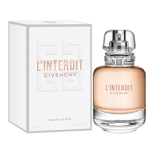 Givenchy L'Interdit Eau De Toilette 80ml
