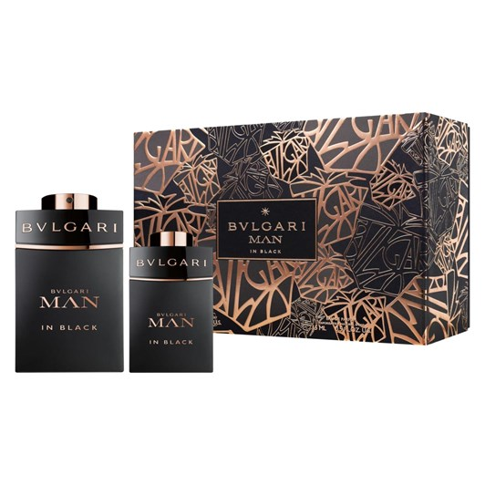 Bvlgari Man In Black EDP 60ml + EDP 15ml