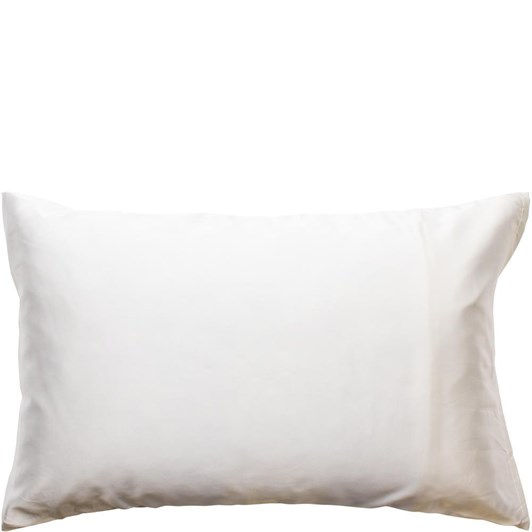 Simply Essential Satin Pillow Slip Ivory