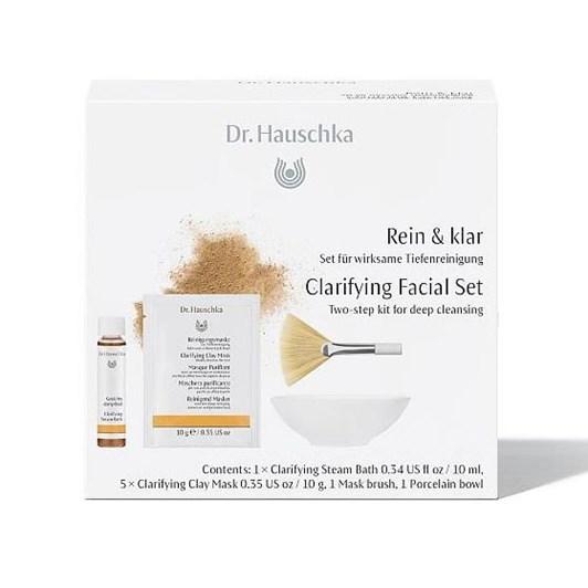 Dr Hauschka Clarifying Facial Set