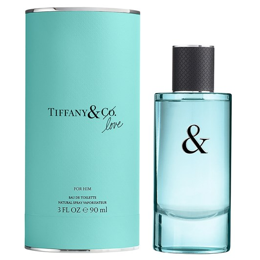 Tiffany & Love Eau de Toilette for Him 90ml