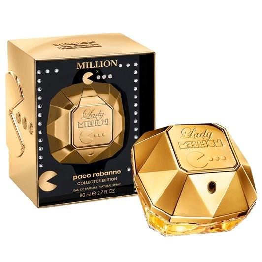 Paco Rabanne Lady Million Pacman Limited Edition Eau de Parfum 80ml