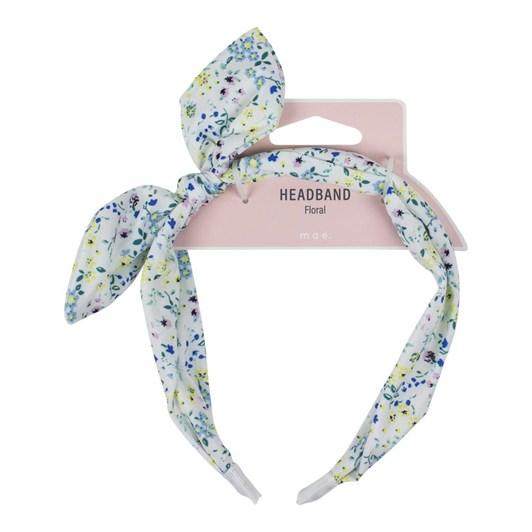 Mae Headband Floral Print