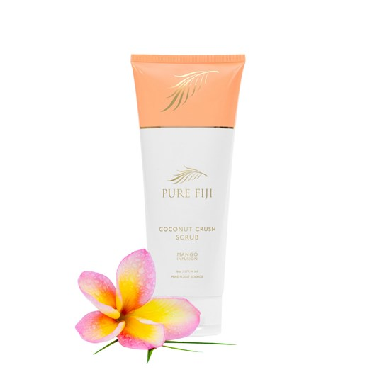 Pure Fiji Coconut Crush Scrub Mango 177ml