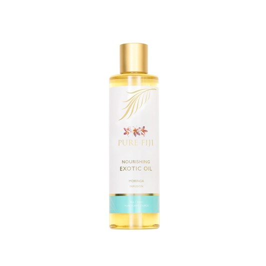 Pure Fiji Exotic Bath & Body Oil Moringa 240ml