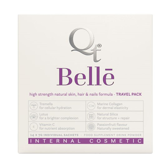 Qt Internal Cosmetic Belle Travel Pack