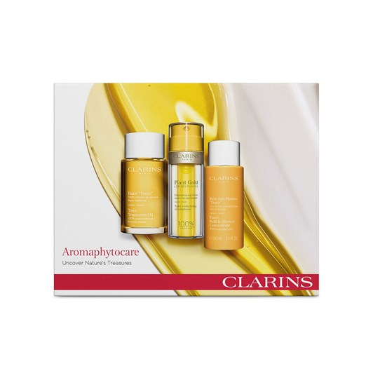 Clarins Plant Gold Aromaphytocare Set