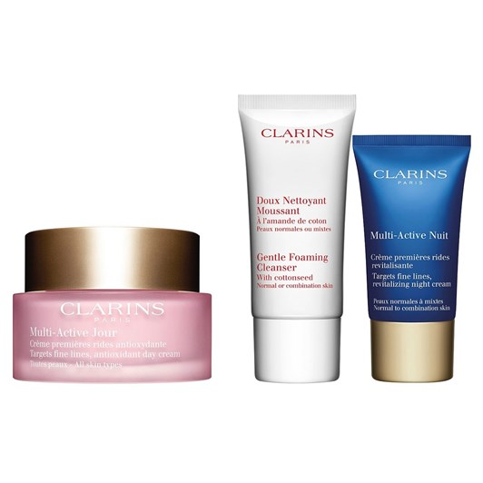 Clarins Multi-Active Expertise Set