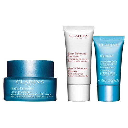Clarins Hydra-Essentiel Expertise Set