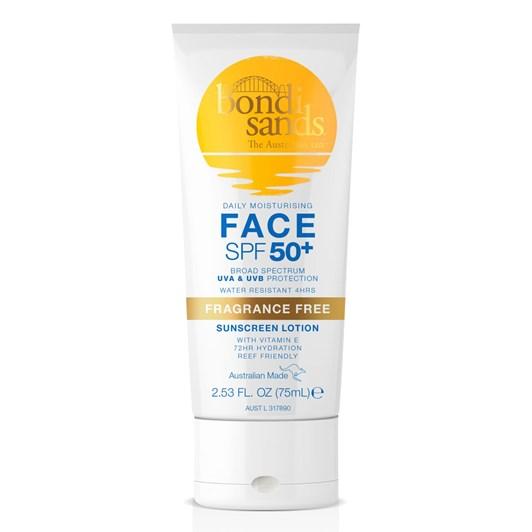 Bondi Sands SPF50 Face Lotion 75ml