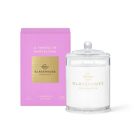 Glasshouse 380g Triple Scented Soy Candle