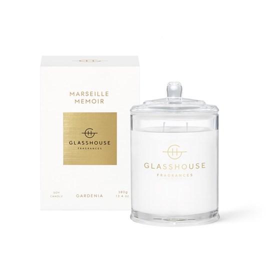 Glasshouse GF 380g MARSEILLEMEMOIRCandle