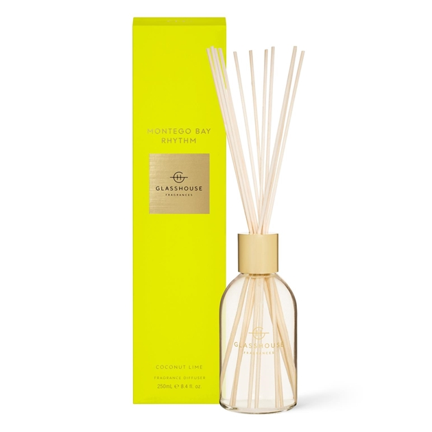 Glasshouse 250ml Fragrance Diffuser - na
