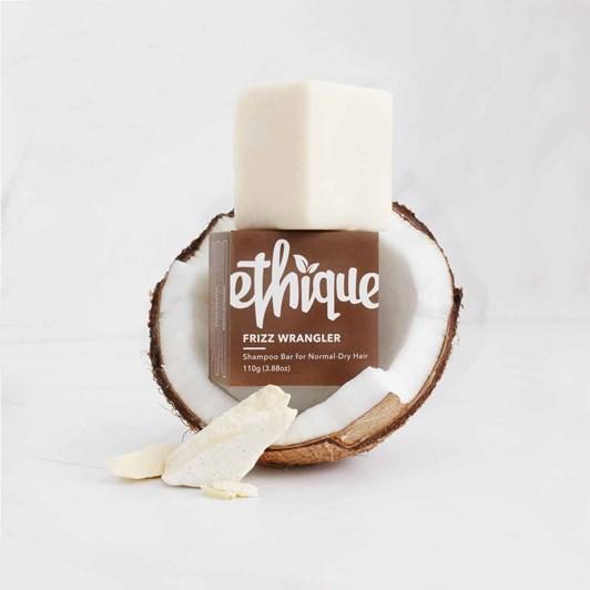 Ethique Frizz Wrangler Solid Shampoo Bar 110g