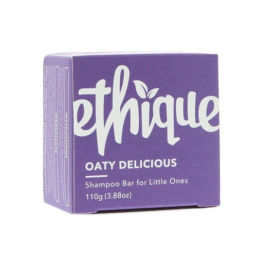 Ethique Oaty Delicious Gentle Shampoo Bar for Little Ones 110g