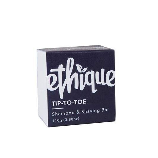 Ethique Tip To Toe Shampoo & Shaving Bar 110g