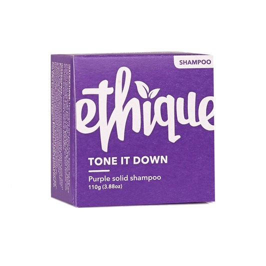 Ethique Tone It Down Purple Solid Shampoo 110g